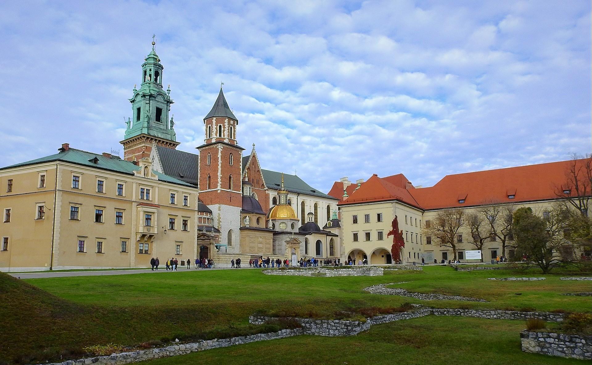 Castello di Wawel, Cracovia - Foto di Erwin Nowak