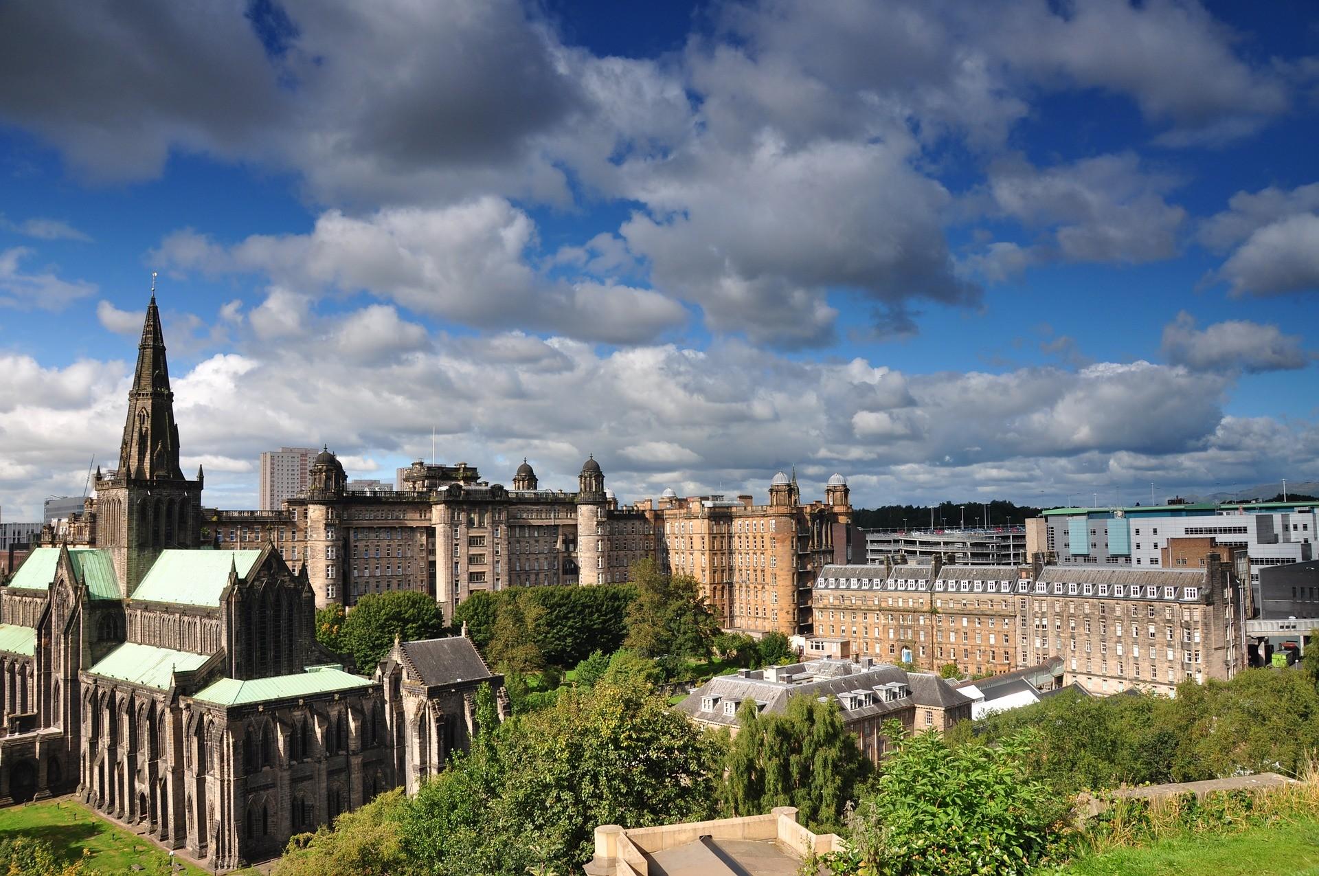 luoghi da non perdere a Glasgow: Cattedrale di Glasgow