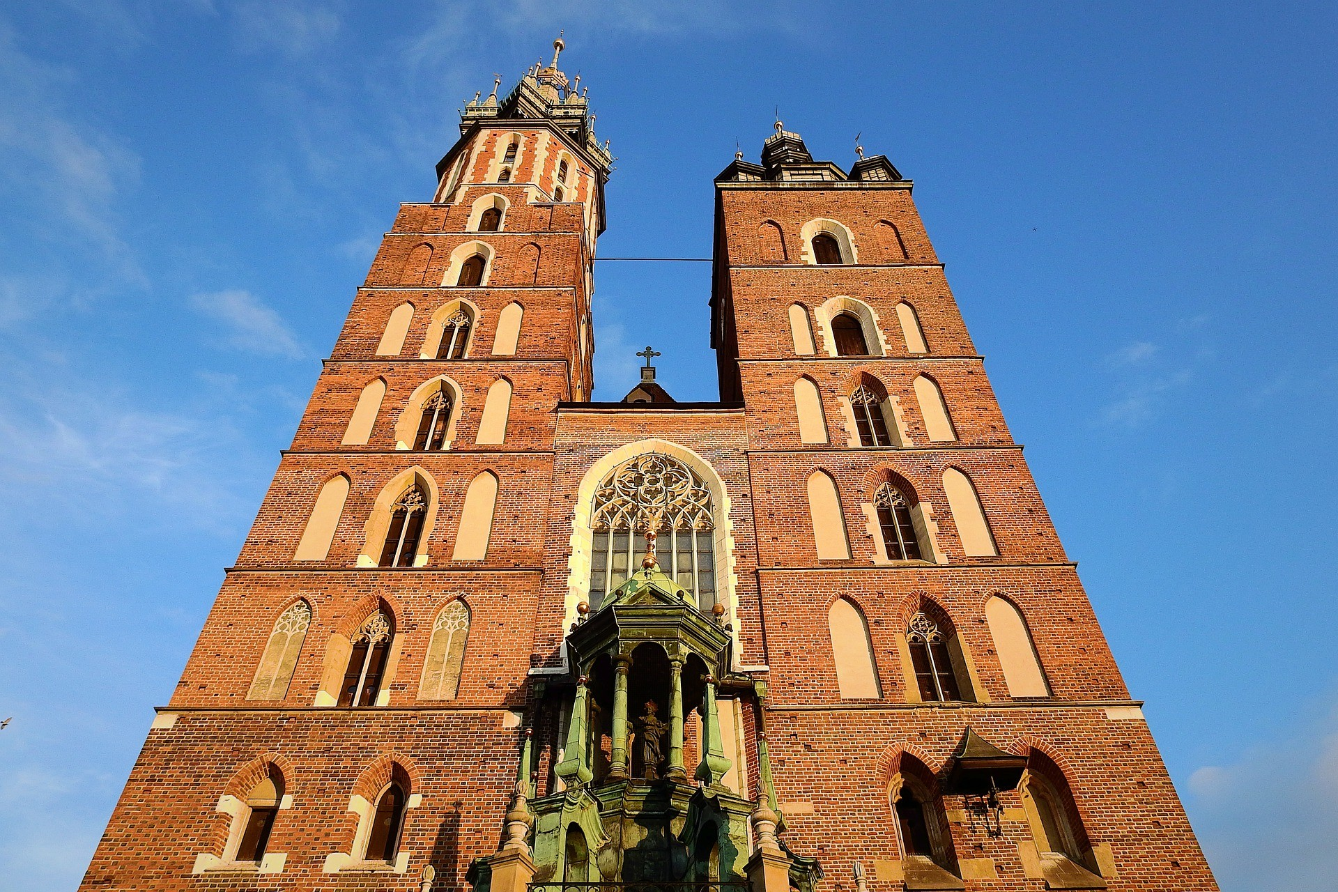 Chiesa di Santa Maria, Cracovia - Foto di Erwin Nowak