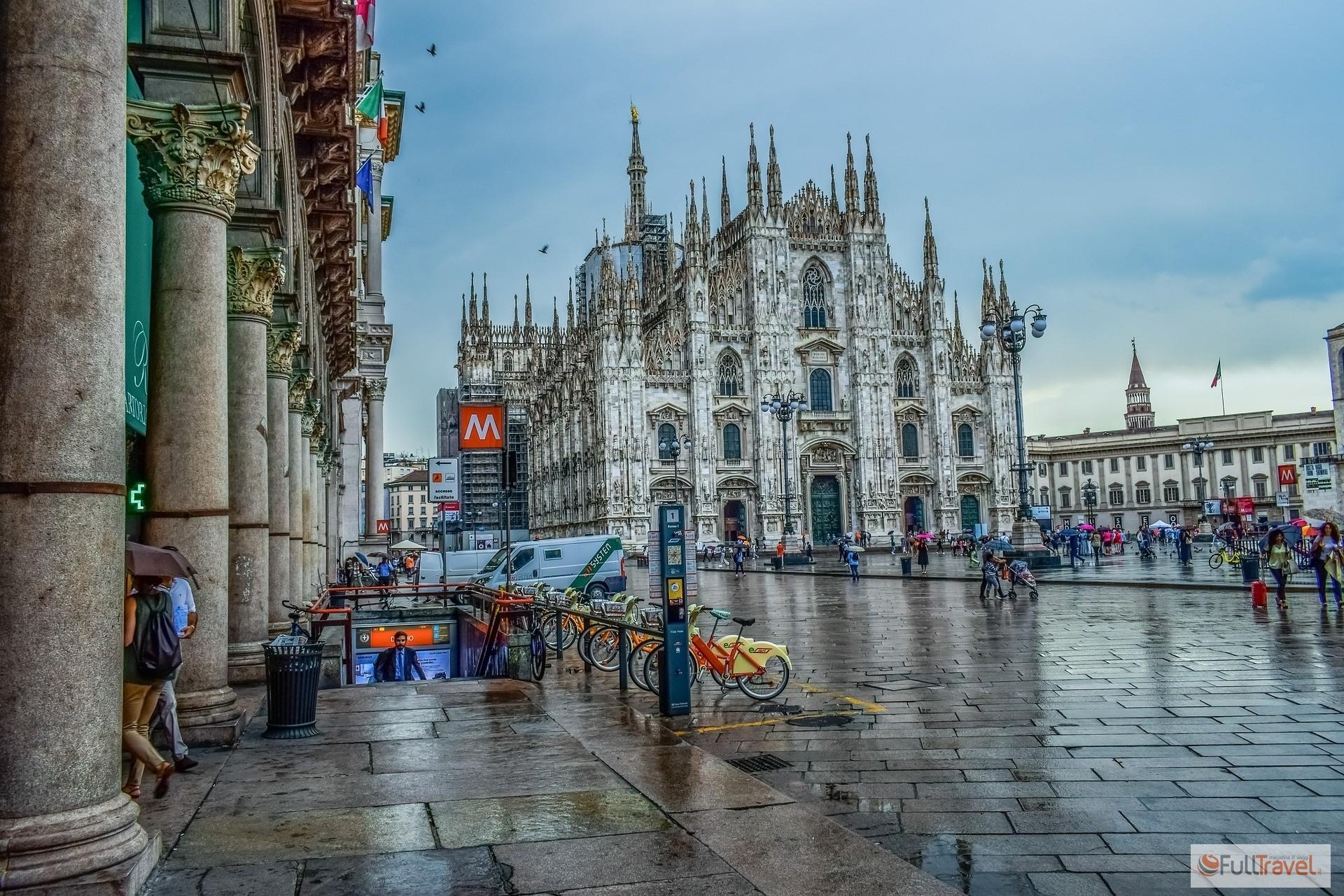Duomo di Milano - Foto di Dimitris Vetsikas