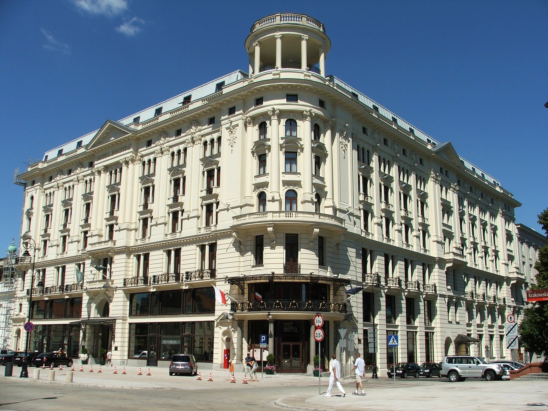 Hotel Bristol, Cracovia - Foto di Wawaleszek