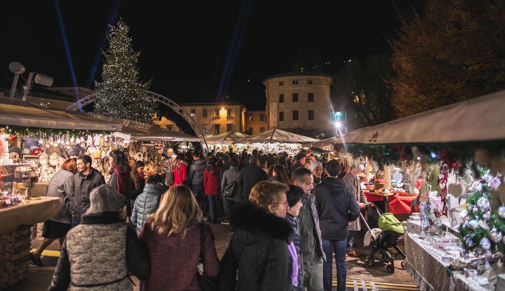 Mercatini di Natale, Trento