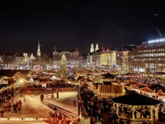 Mercatini d Natale a Zurigo