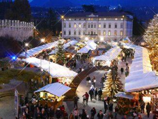 Mercatini di Natale Trento - foto L Franceschi