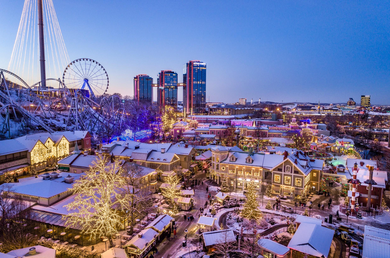 Mercatini di Natale a Goteborg - Per Pixel Petersson/imagebank.sweden.se