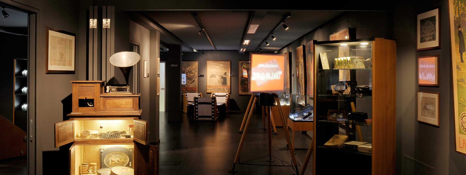 Museo Interattivo del Cinema, Milano