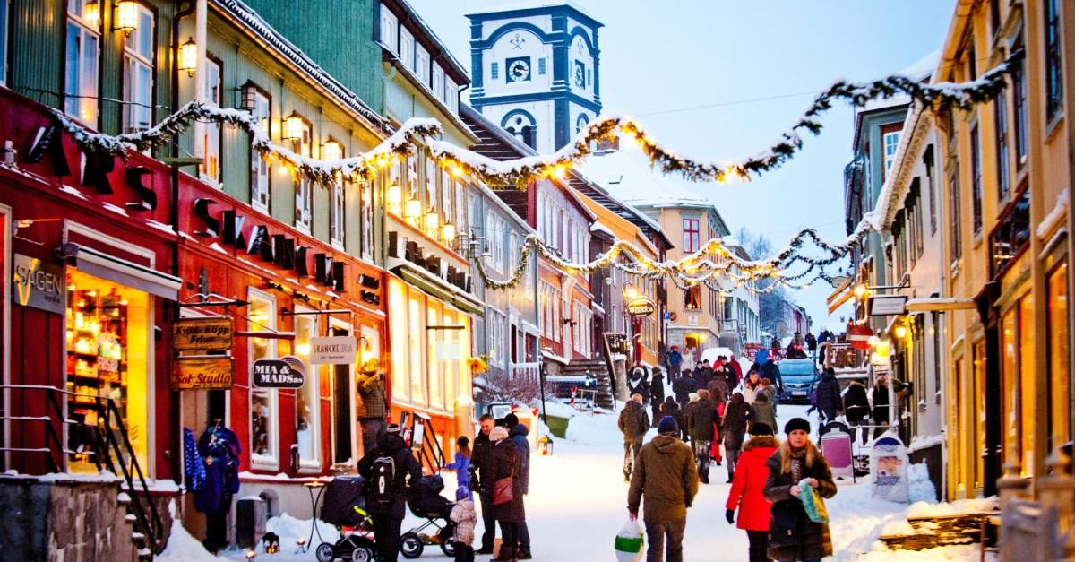 Natale in Norvegia - Foto Bergen Tourist Board/Robin Strand - visitBergen.com