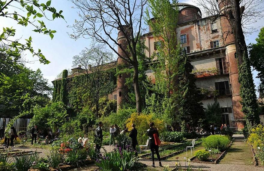 Orto botanico di Brera - Foto festival del Verde e del Paesaggio