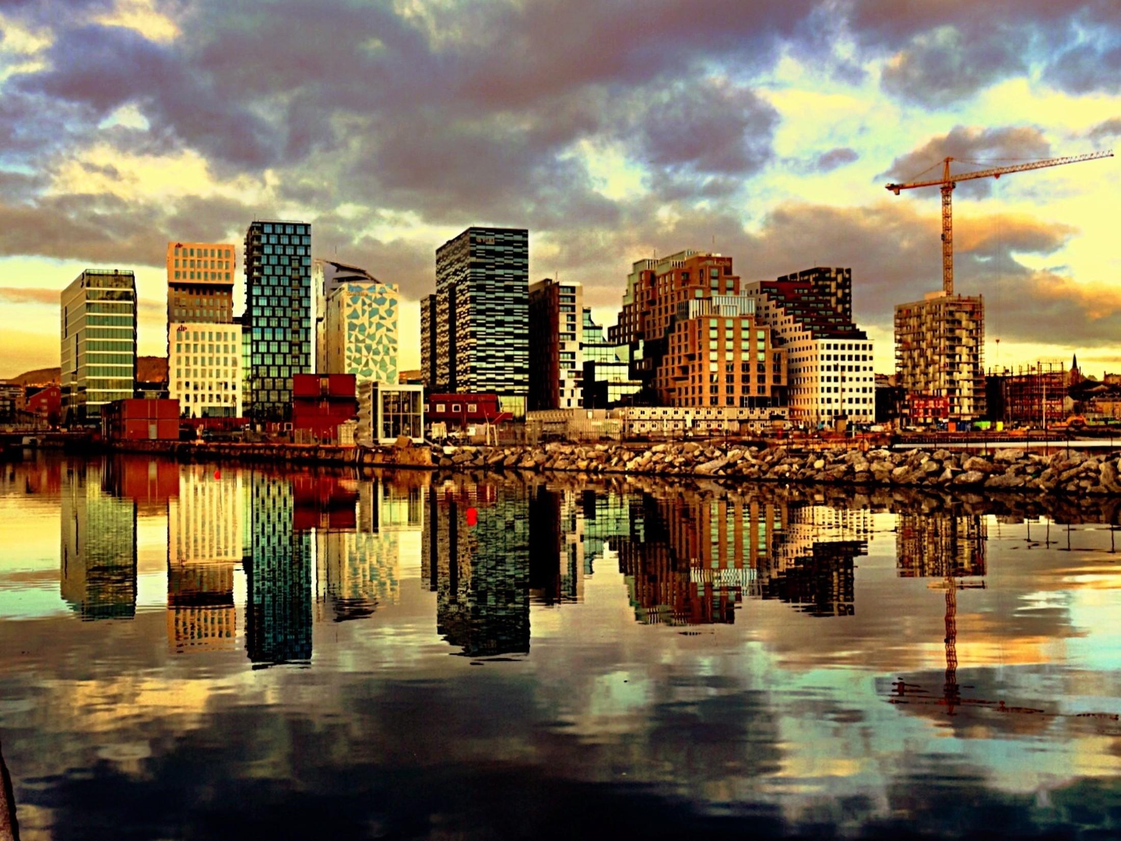 Oslo, Norvegia -Foto kenneth.spadberg/Foap/Visitnorway.com