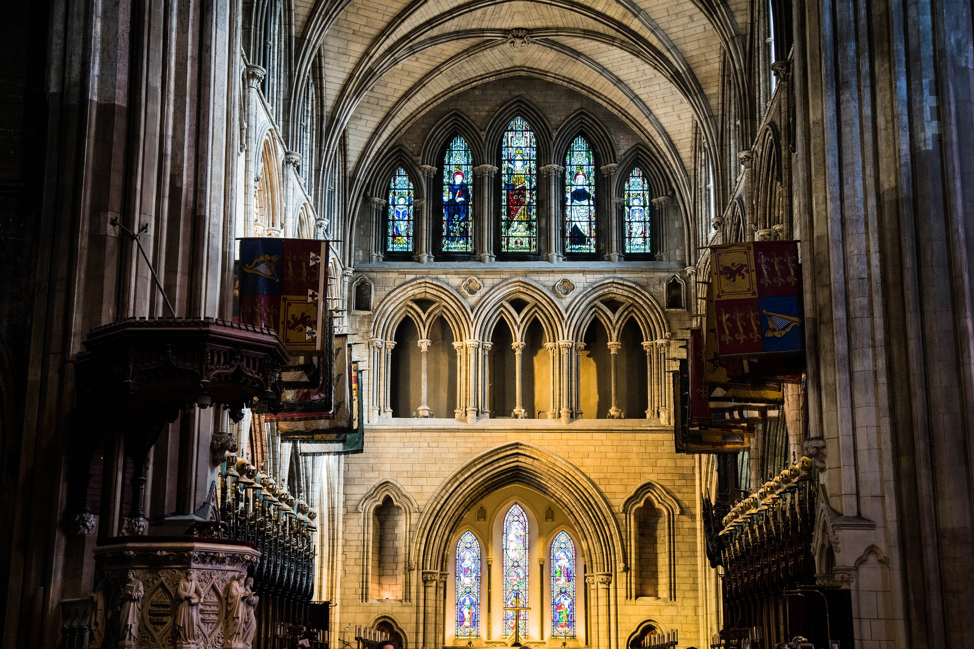 Cattedrale di St. Patrick, Dublino