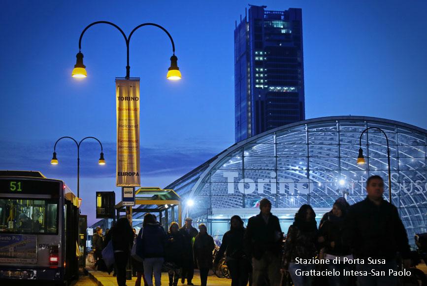 Torino, Stazione Porta Susa