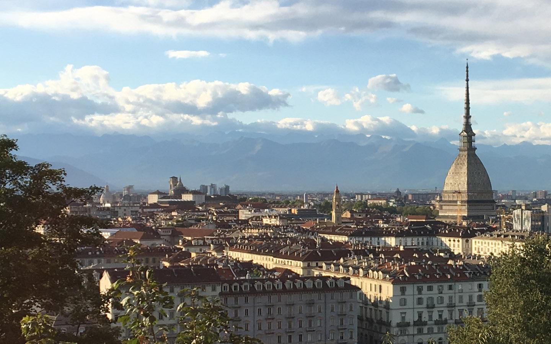 Cosa vedere a Torino: panorama della città