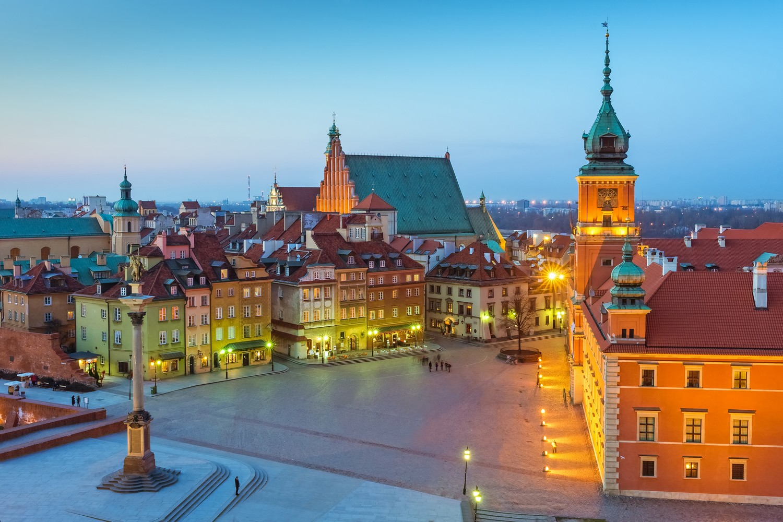Piazza Castello, Varsavia