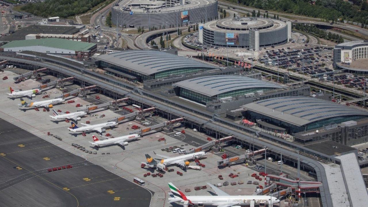 Airport Fuhlsbuttel