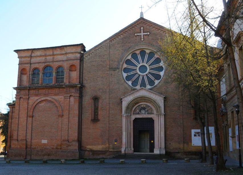 Basilica di San Domenico a Bologna