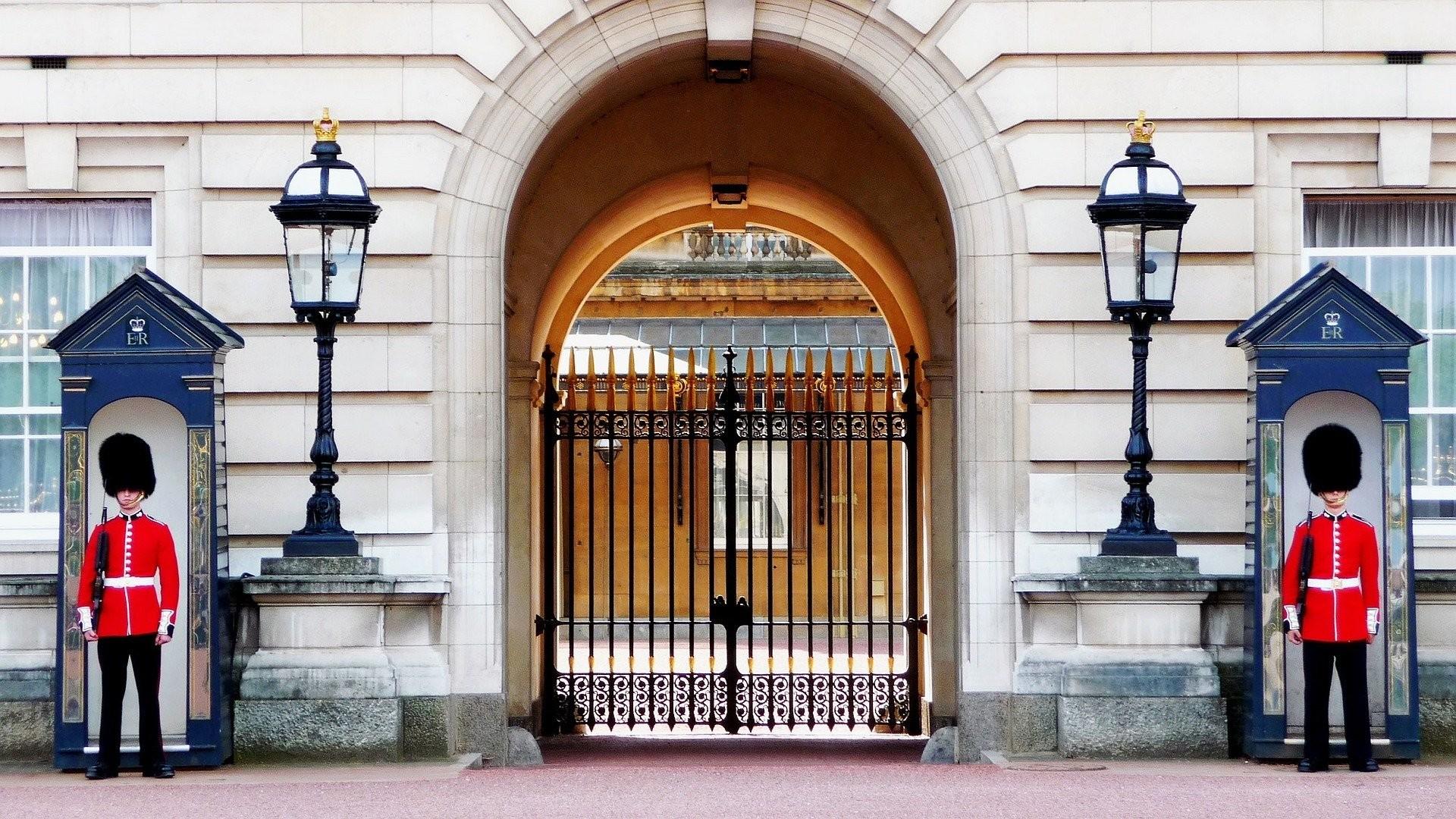 Buckingham Palace - Foto di skeeze