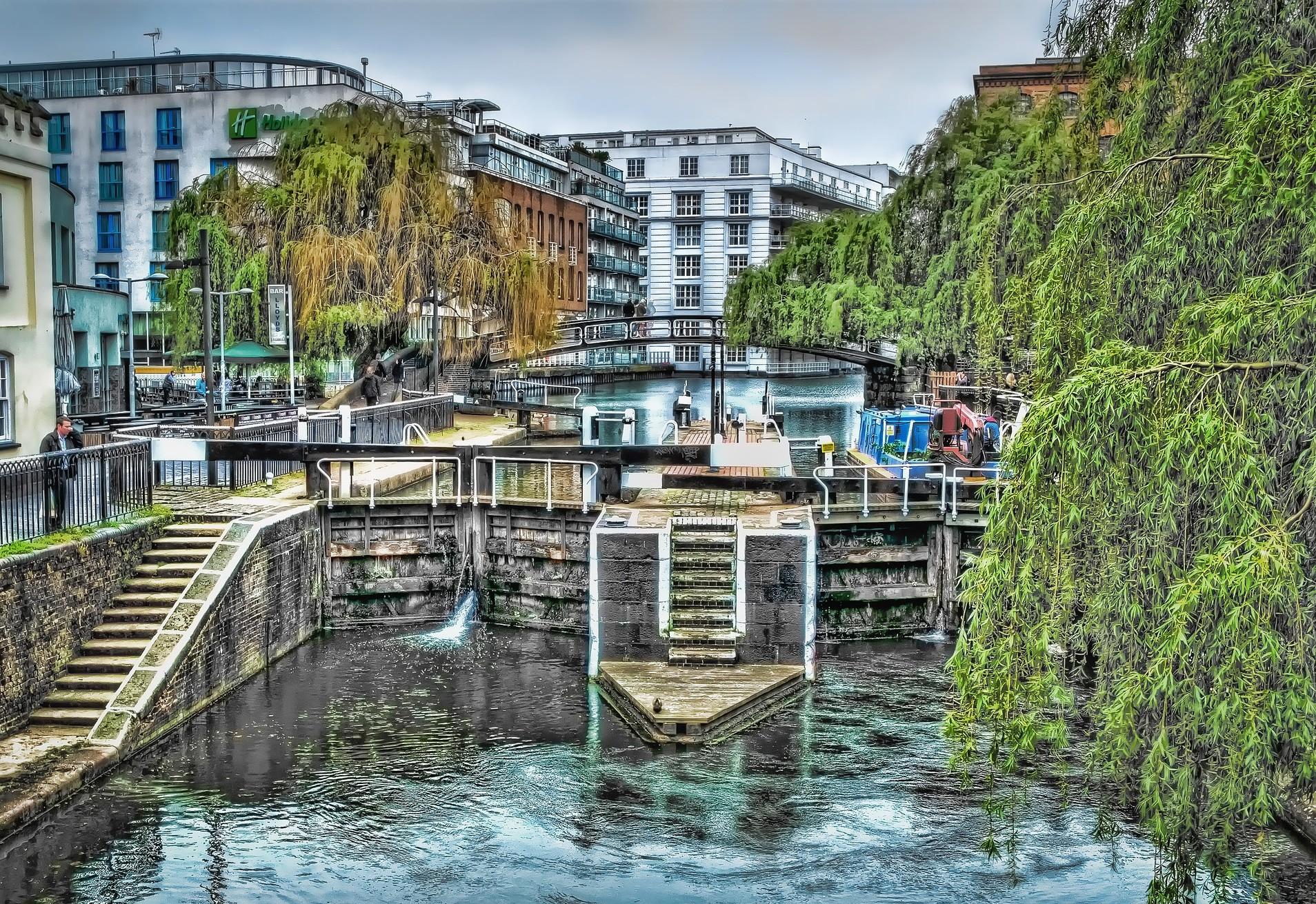 Camden Londra