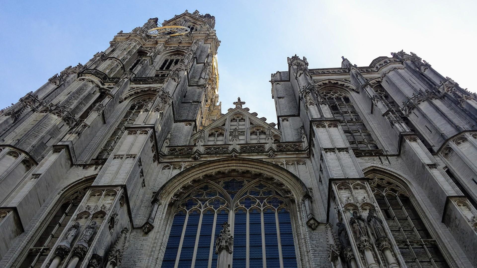 Cosa vedere ad Anversa: Cattedrale di Anversa - Foto di Harry Fabel