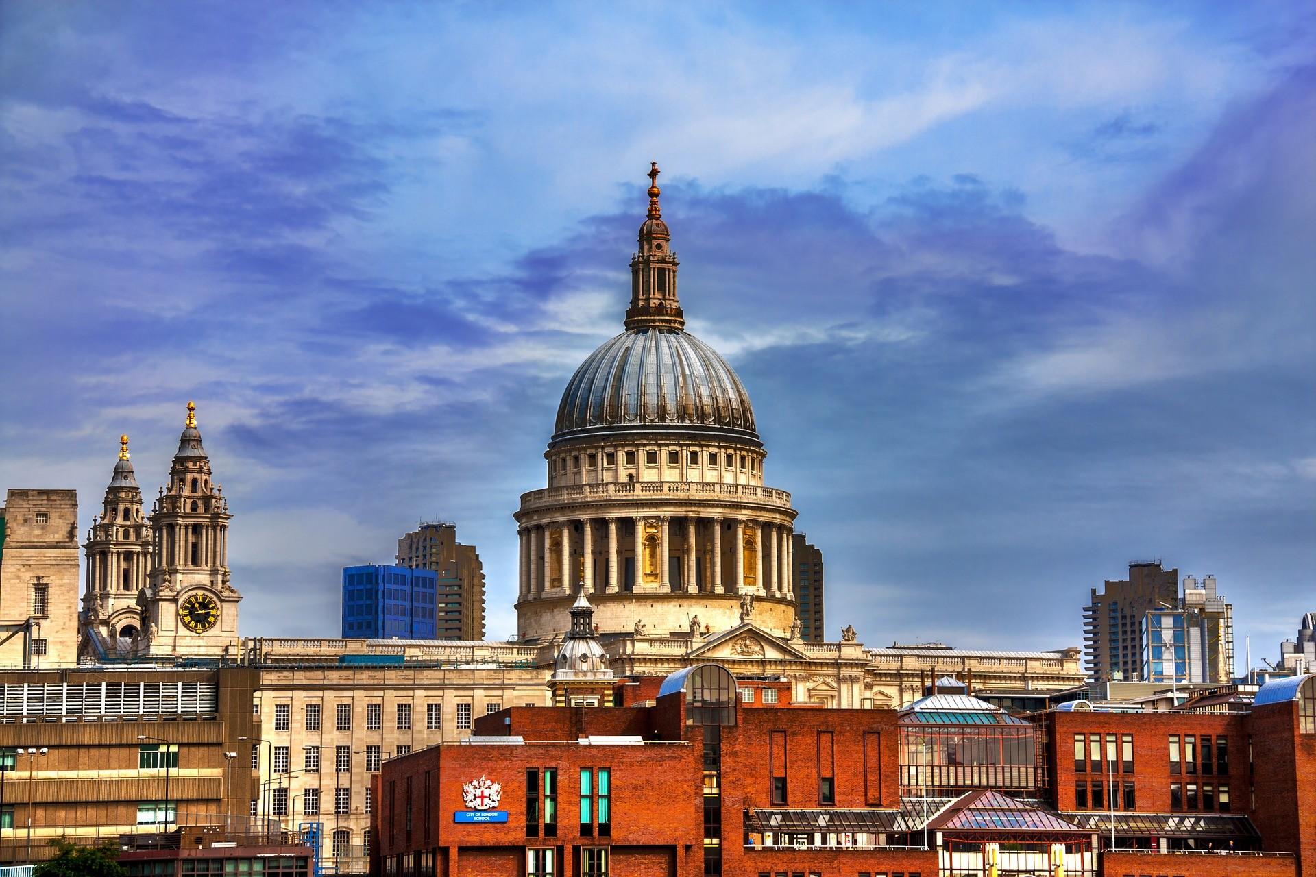 Cattedrale di Saint Paul, Londra - Foto di Harry Strauss