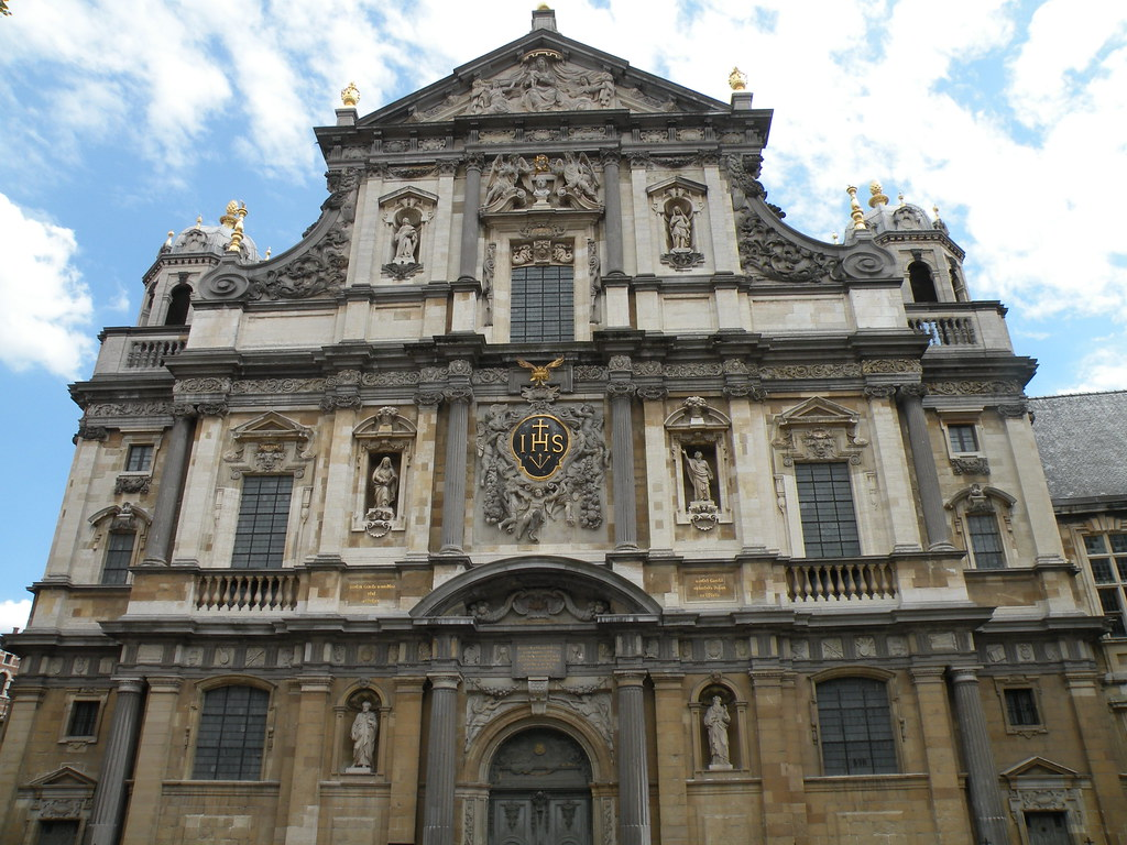 Luoghi di interesse ad Anversa: Chiesa San Carlo Borromeo, Anversa