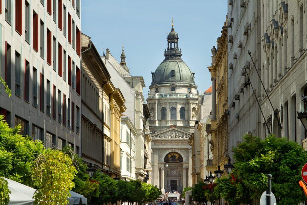 Chiesa di Santo Stefano, Budapest