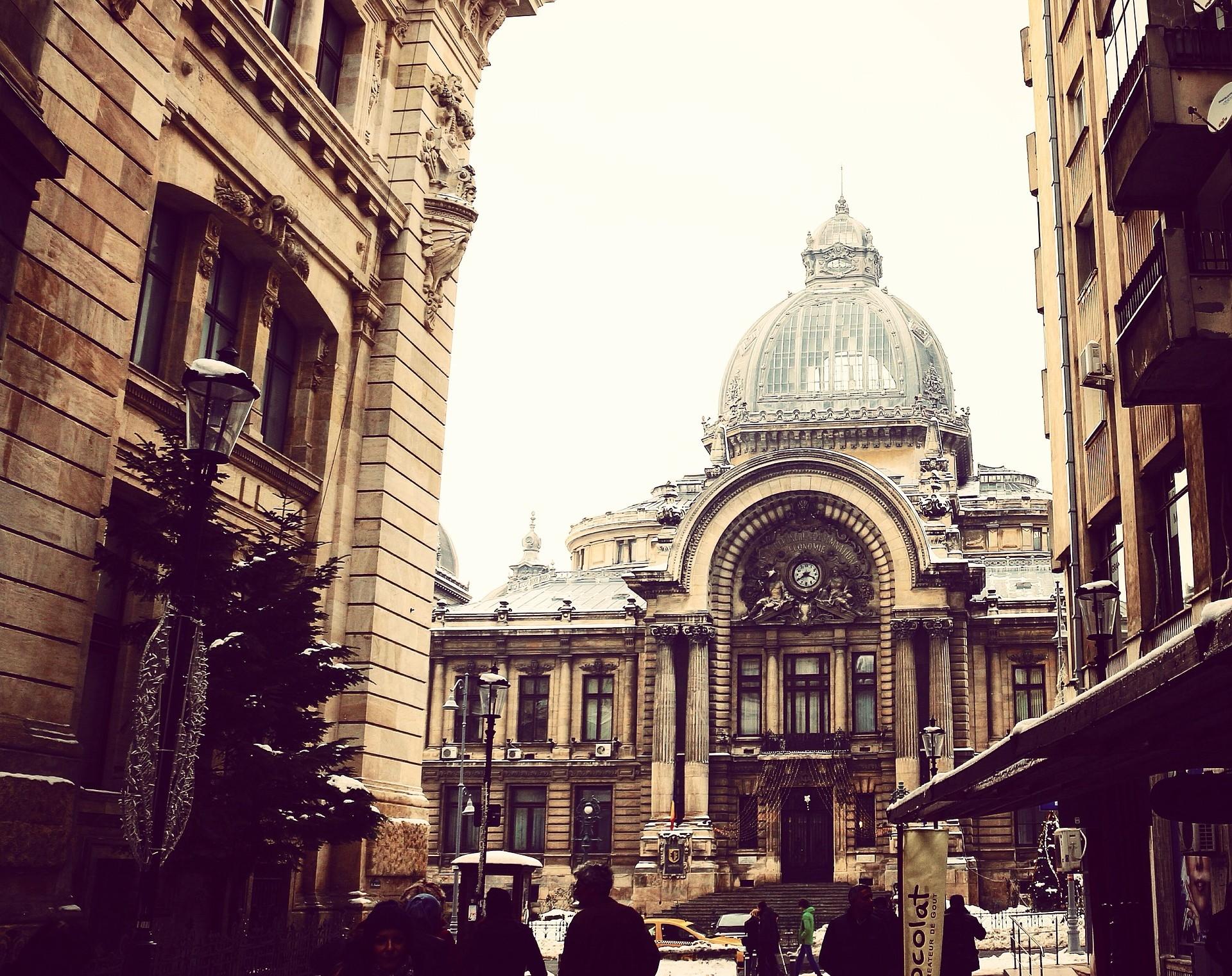Città vecchia Bucarest - Foto di Farainspiratie