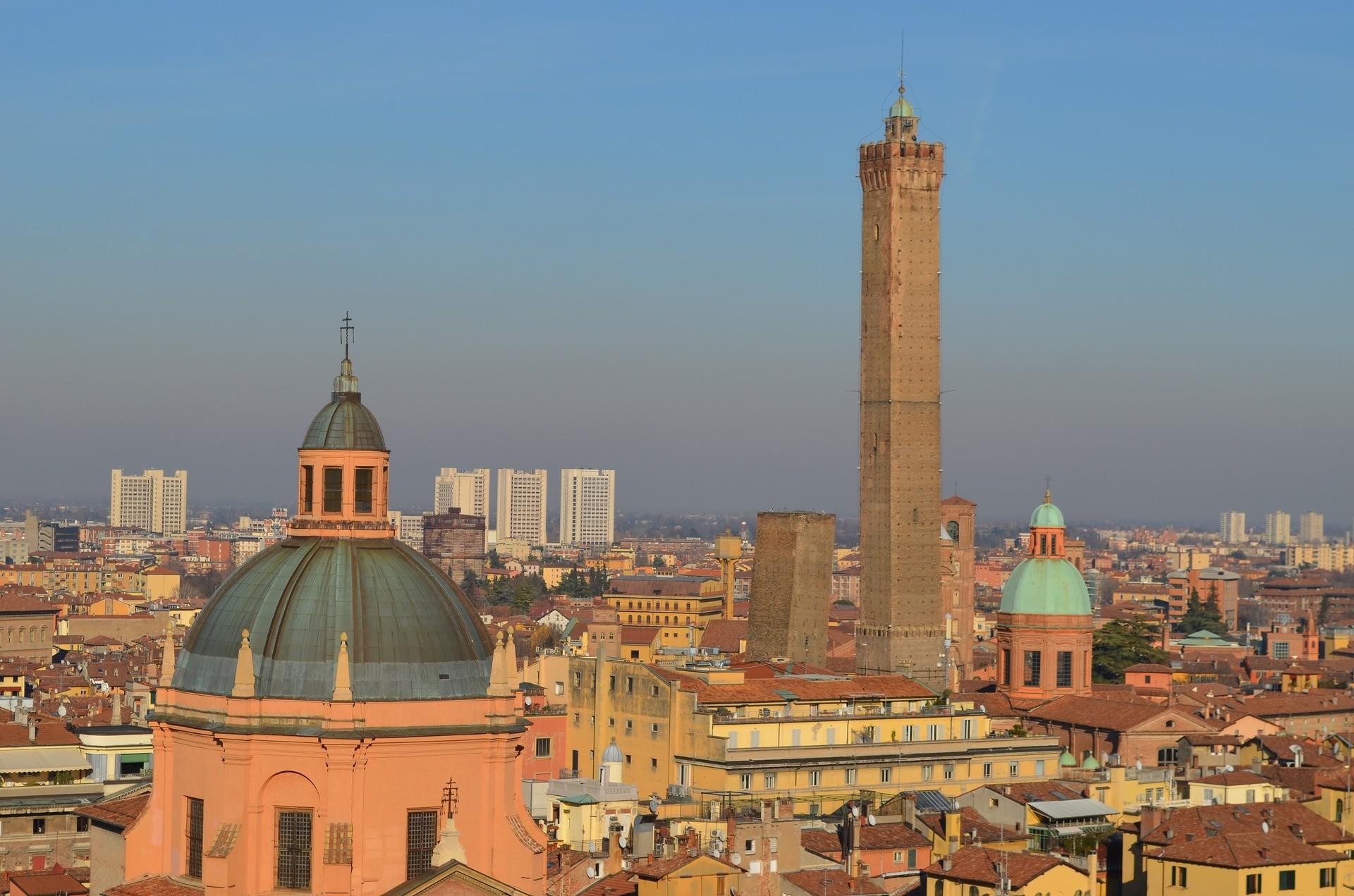 Luoghi di interesse Bologna: Cupola Basilica di San Petronio, Bologna - Foto di Cristina Lama