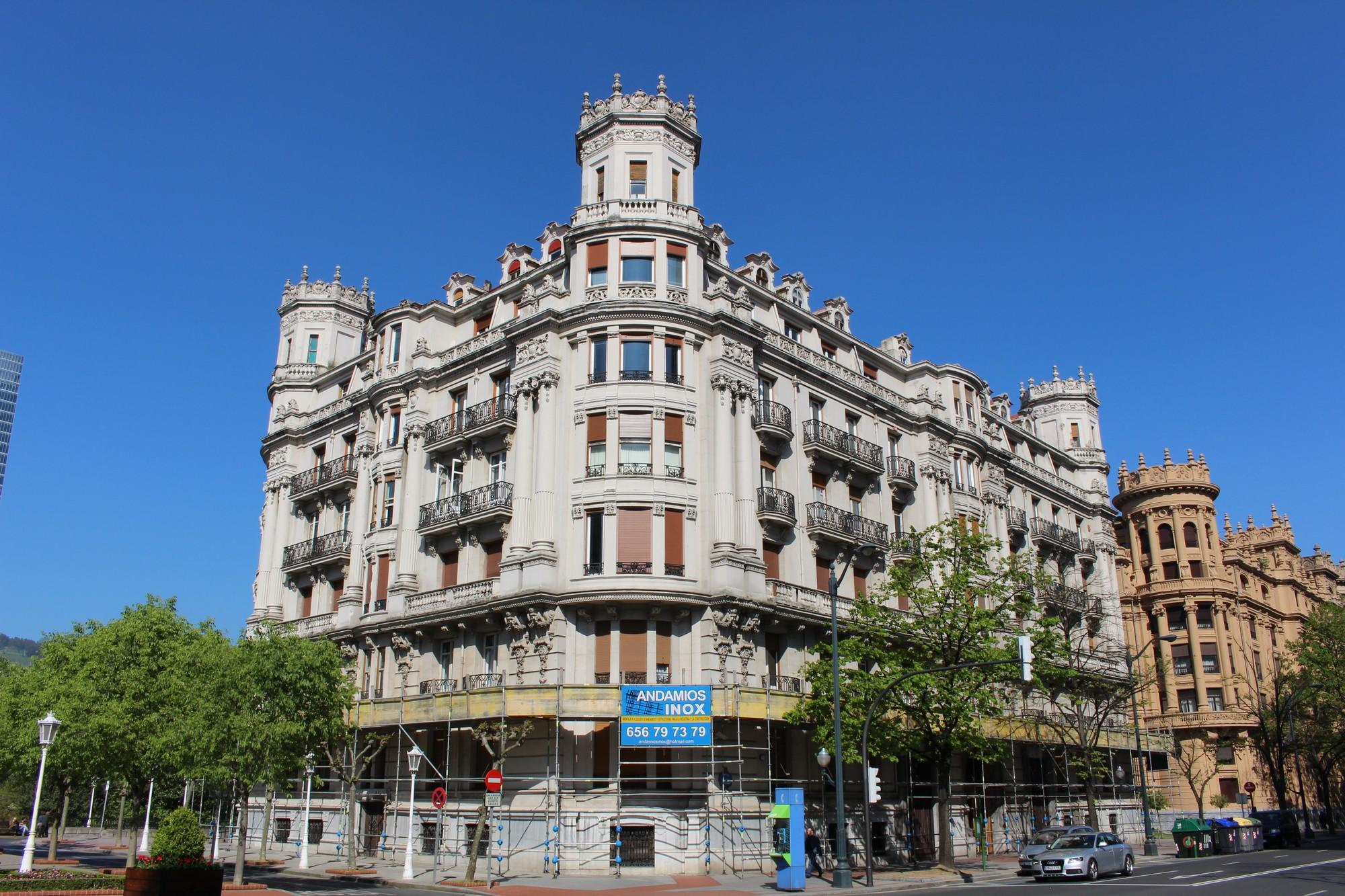 El Ensanche, Bilbao