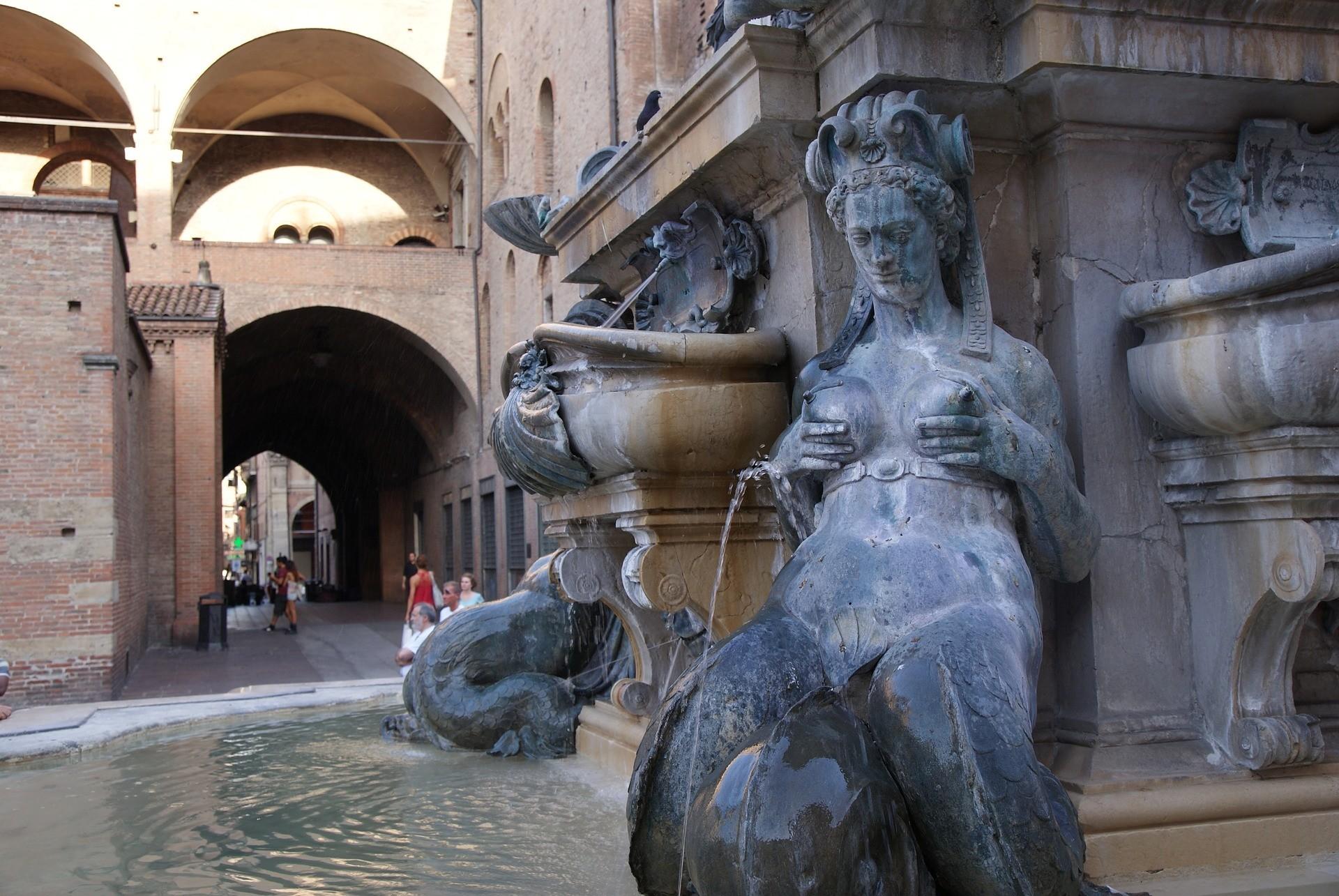 Fontana di Nettuno, Bologna - Foto di tomek999