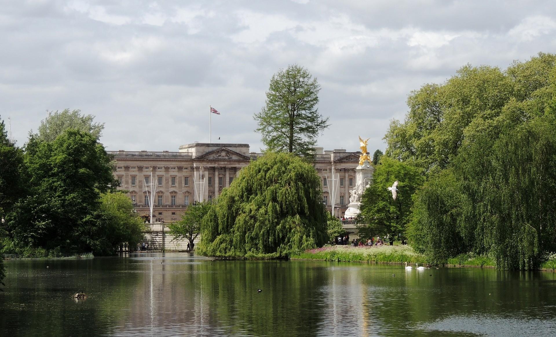 Giardino della Regina Elisabetta, Londra - Foto di Viviane Monconduit