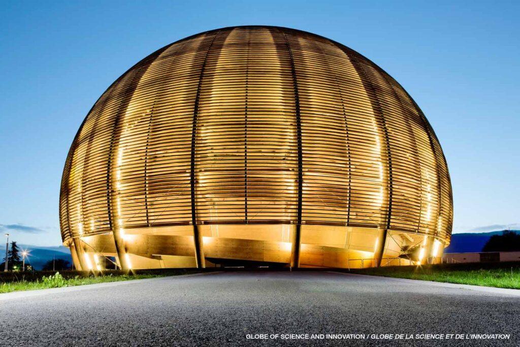 Globo della Scienza e Innovazione, Ginevra