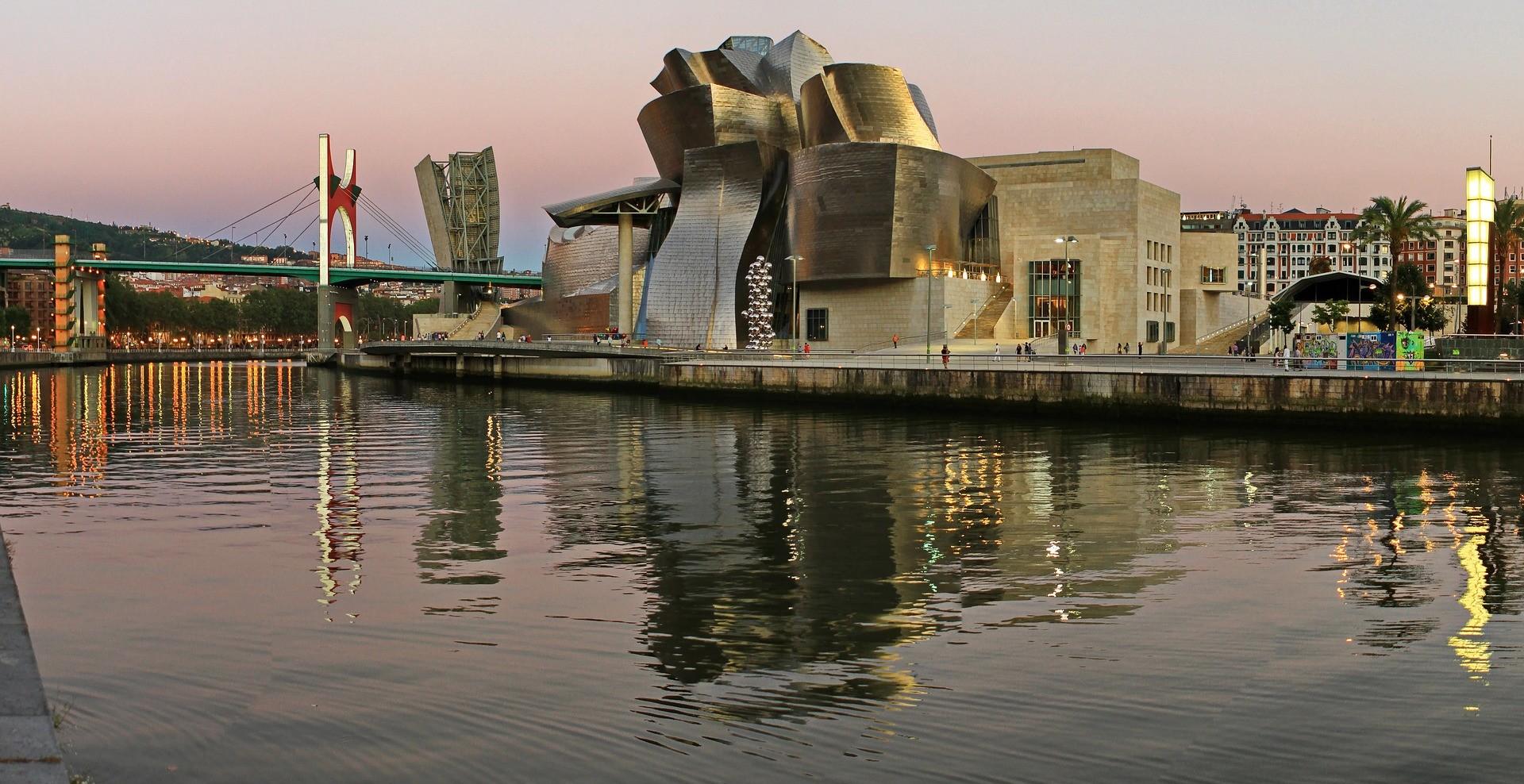 Guggenheim Museum Bilbao - Foto di Txemi López