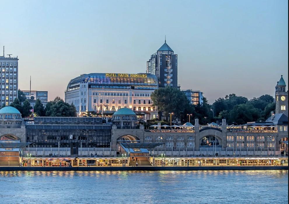 Dove dormire ad Amburgo: Hotel Hafen Hamburg, Amburgo