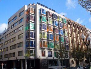 Hotel Hesperia a Bilbao