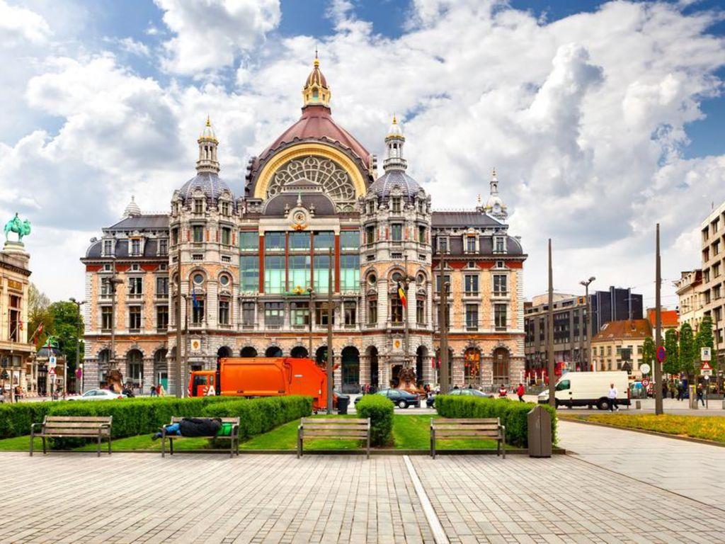 Dove dormire ad Anversa: Hotel Indigo Antwerp City Centre, Anversa