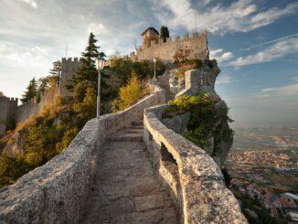 Il Passo delle Streghe, San Marino
