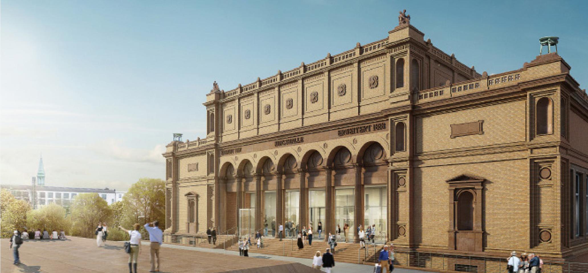Kunsthalle, Amburgo