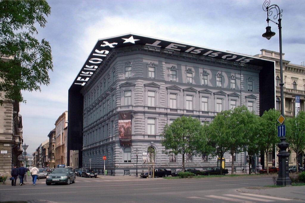 La casa del Terrore, Budapest