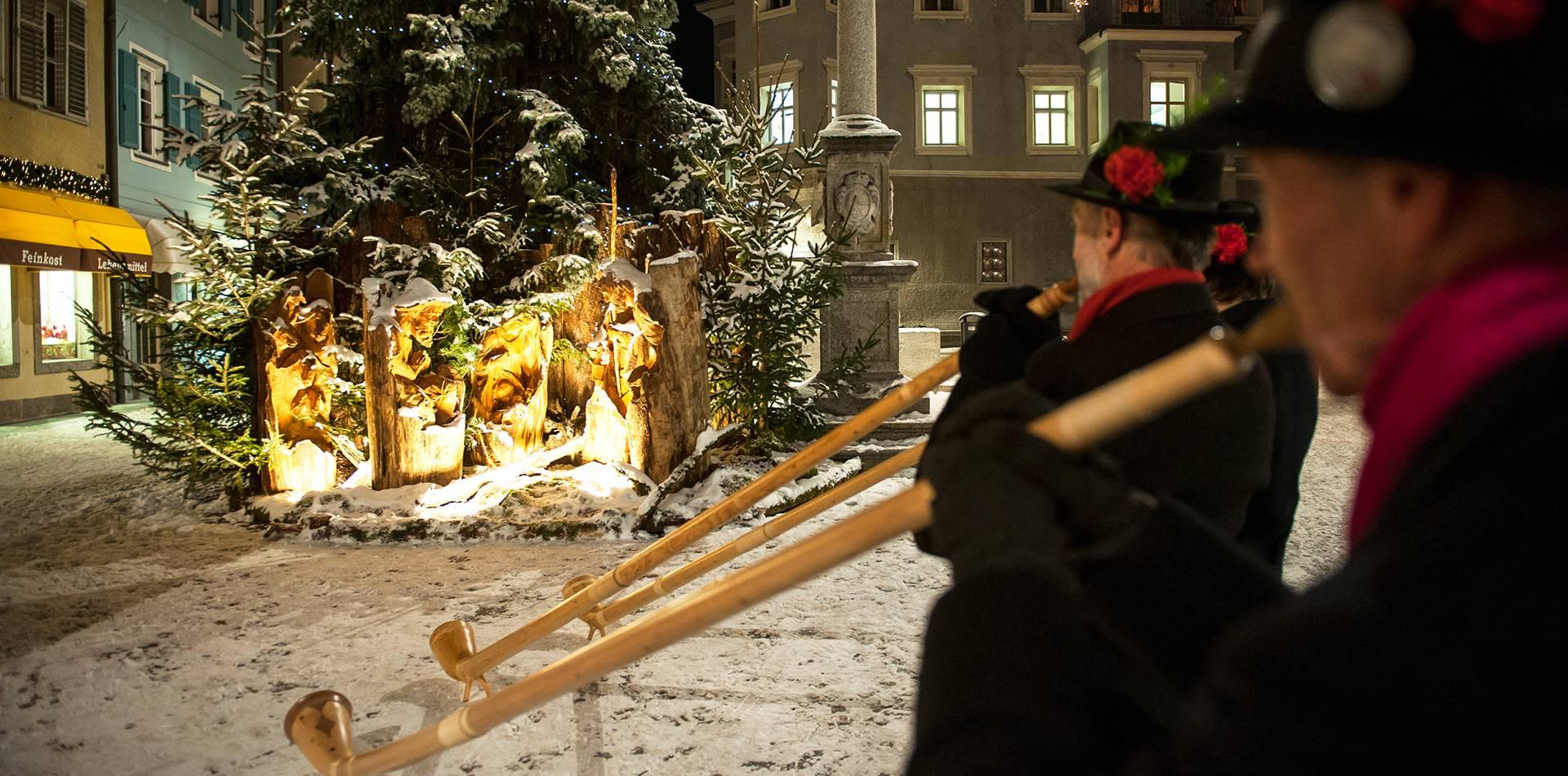 Mercatini di Natale Brunico, Alto Adige