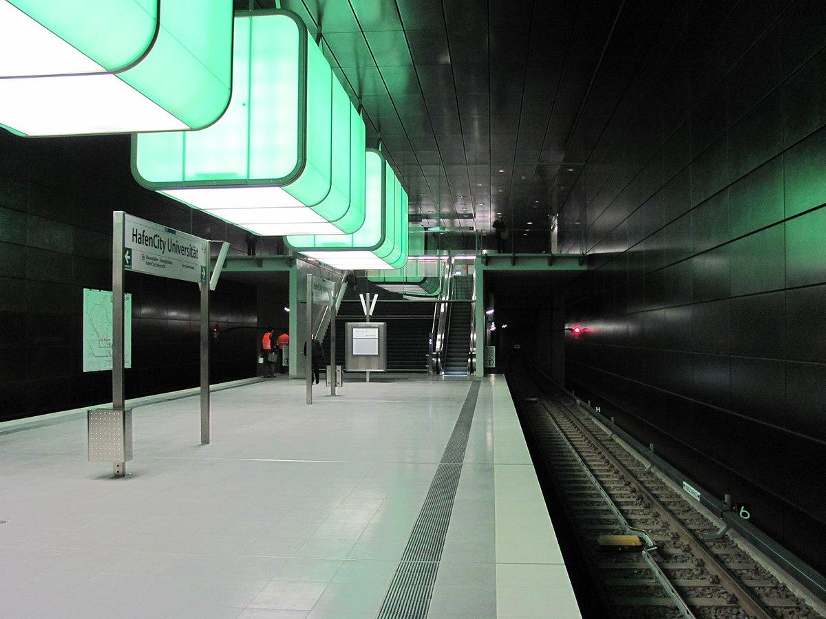 Come muoversi ad Amburgo: la metropolitana