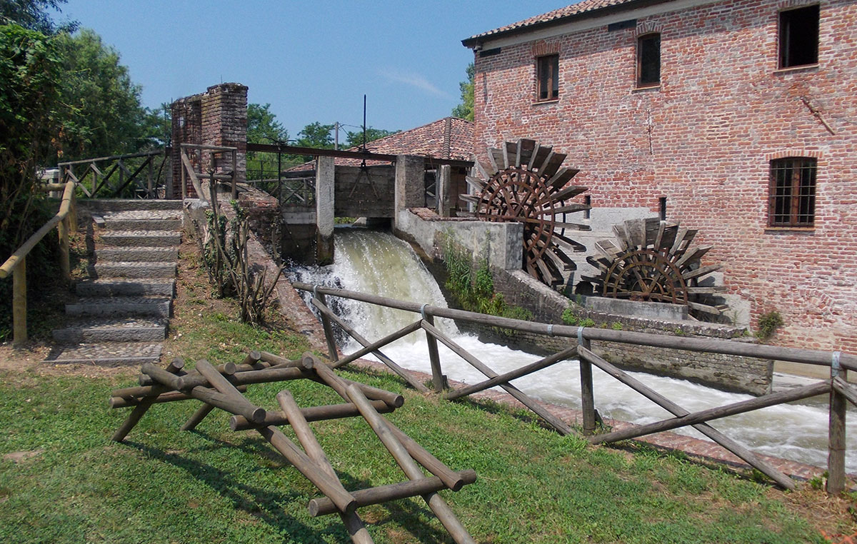 Mulino di Mora Bassa, Vigevano
