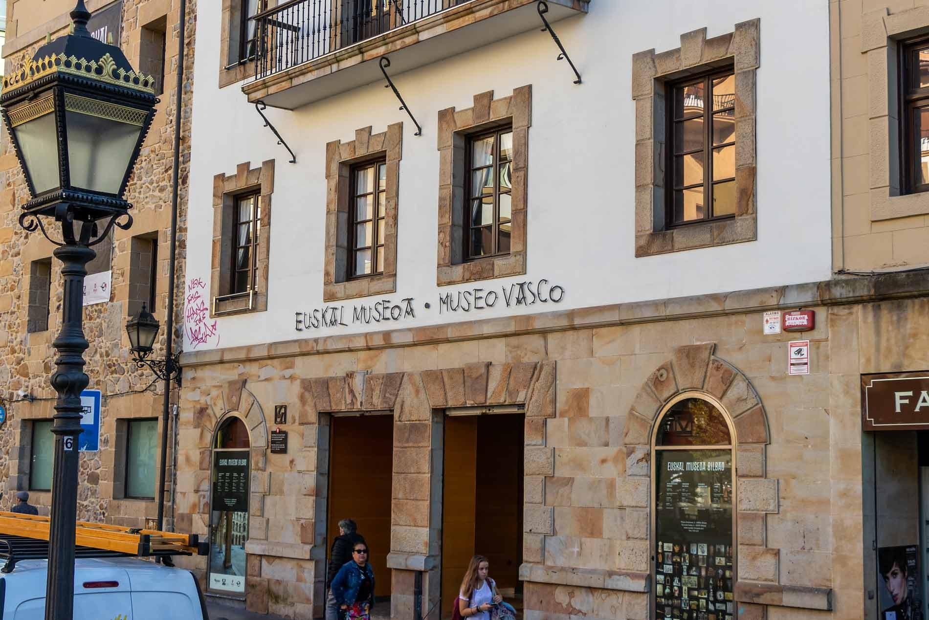 Luoghi di interesse a Bilbao: Museo Vasco a Bilbao