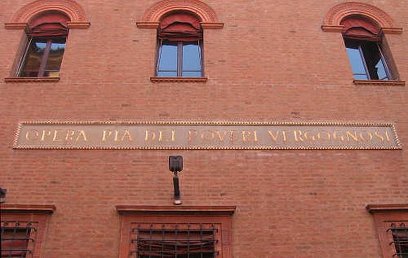 Opera Pia Poveri Vergognosi, Bologna - Foto leggilanotizia.it
