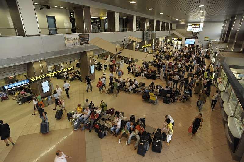 Otopeni Bucarest Airport