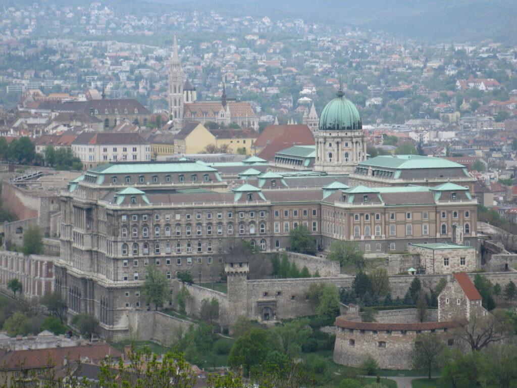 Palazzo Reale, Budapest