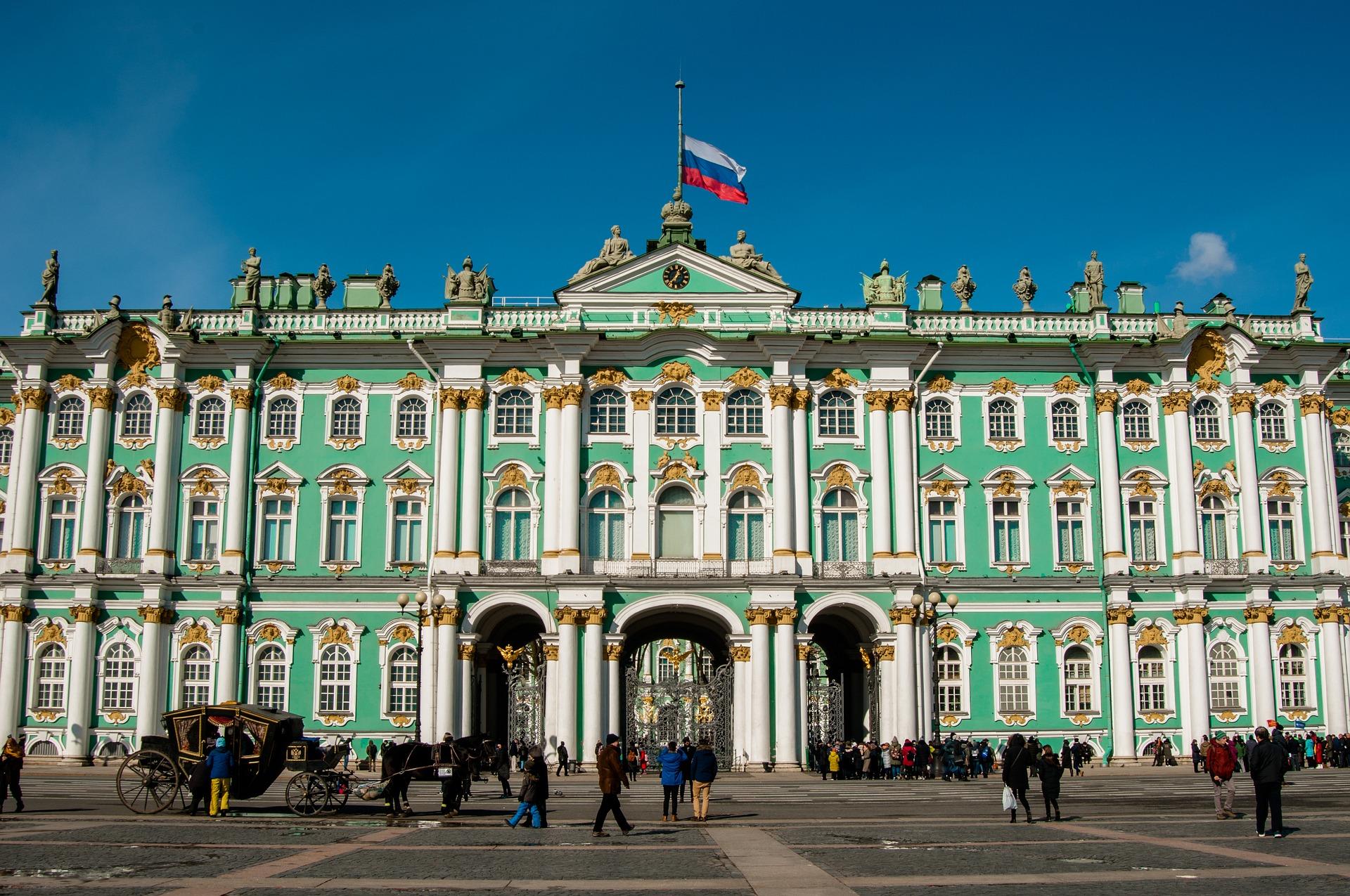 Palazzo d'Inverno, San Pietroburgo