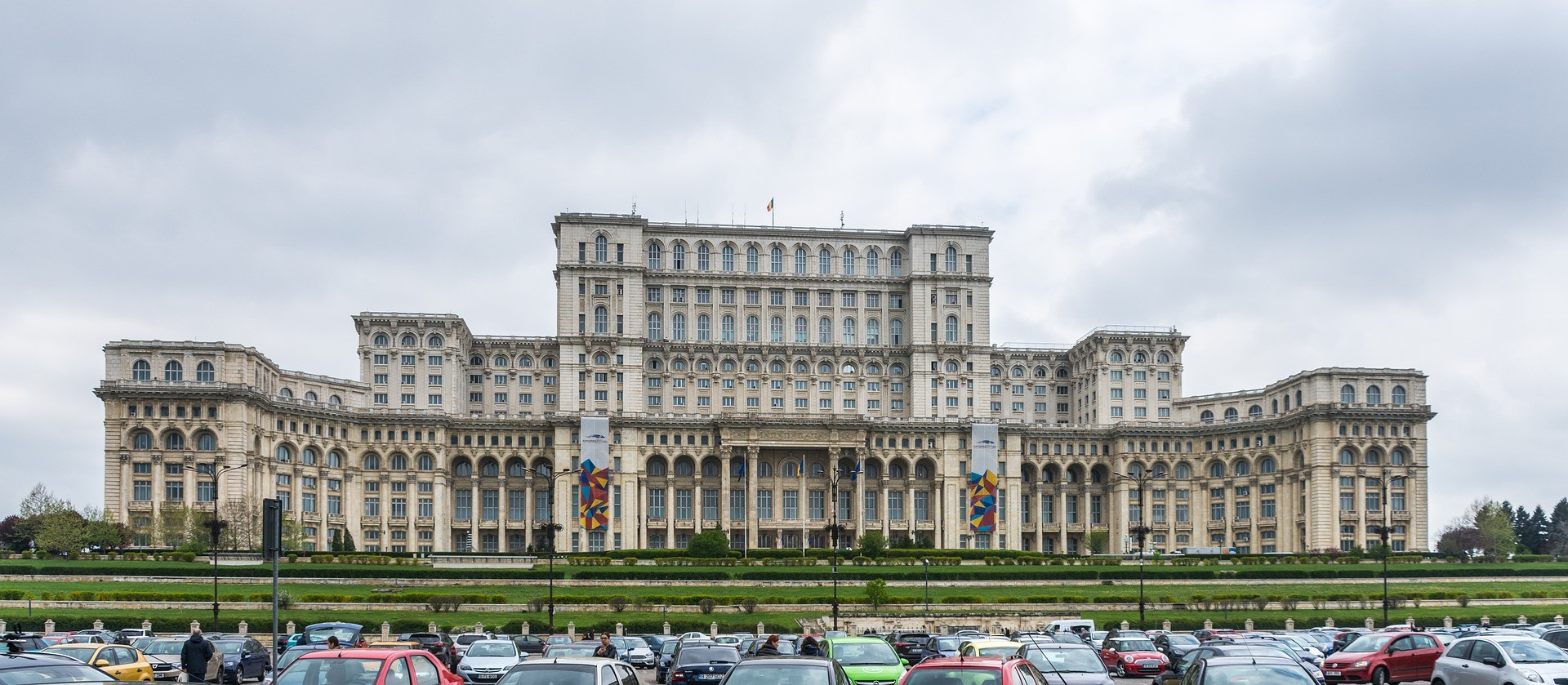 Palazzo del Parlamento Bucarest -Foto di keluan