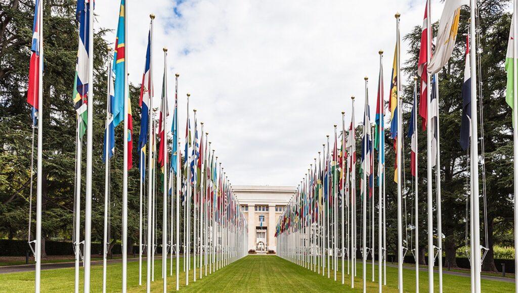 Palazzo delle Nazioni, Ginevra
