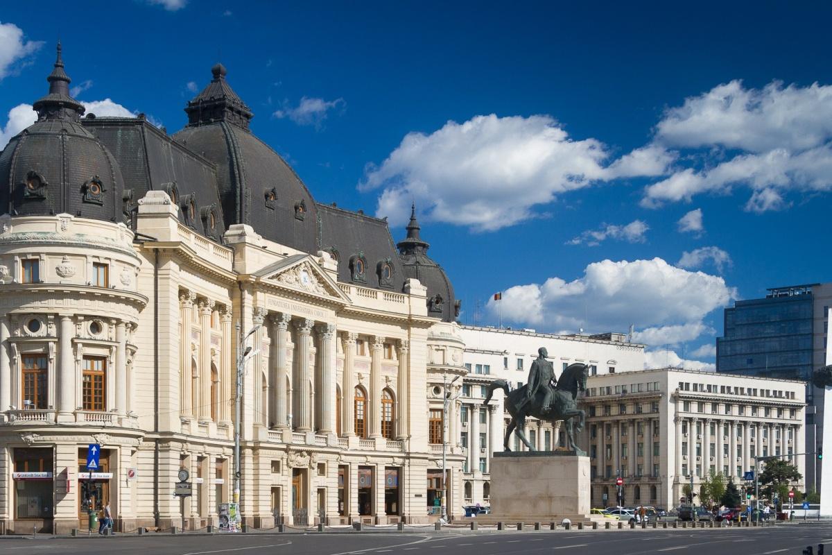 Piazza Revolutiei a Bucarest - Foto See Bucharest