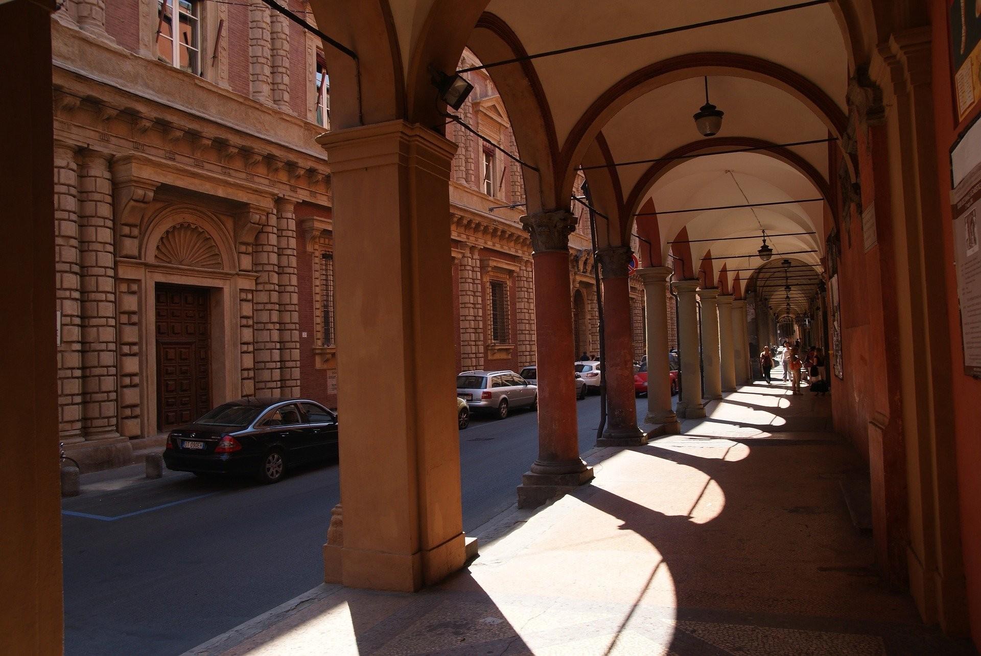 Portici di Bologna - Foto di tomek999